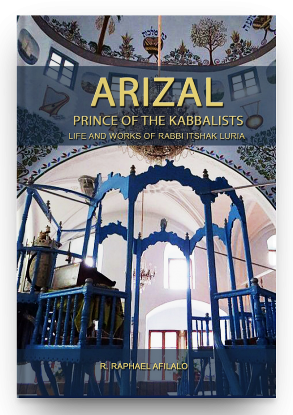 Arizal, prince of the kabbalists
